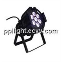 7pcs*10w 4-In-1 LED Mini Par Light Indoor / Non-Waterproof