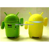 Android Mini Cartoon USB Speaker Support TF Card