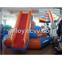 Inflatable Climb Water Game Glider  Steep Sports