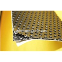 Plastic honeycomb panel machinery