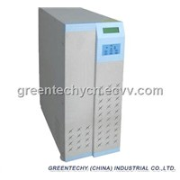 Single phase low frequency online UPS