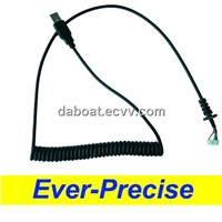 USB Spiral Cable / Extension Cable