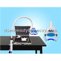 12 pcs led light and RF IC card zoom whitening bleaching light dental equipment teeth whitening