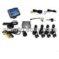 3.5 Inch Video Parking Sensor, LCD Monitor Car Reversing Aid, Car Monitor