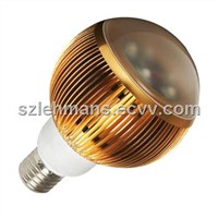 3 Years Warranty High Power E27 5W LED Bulb Light