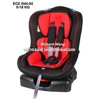 Baby Car Seat ECE R 44/04 Certificate (0-18kgs)