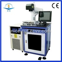 Barcode Laser Marking Machine (NC-DP50)
