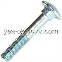 Carriage Bolt/Mushroom Head Square Neck Bolt/DIN603