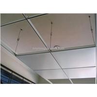 Ceiling grid t bar of main tee