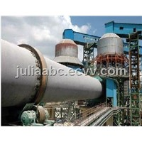 China energe saving zinc oxide rotary kiln