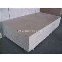 China poplar core with pencil  cedar face blockboard