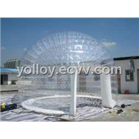 Clear Inflatable Bubble Meeting Room Dome Tent