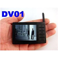 DV01-58 Wireless 8CH 5.8G DVR FPV RECORDER RECEIVER