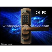 Digital Code + RFID Door Lock (CL-801-HB)