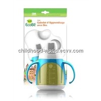 Duckbilled Drinking Trainer Cup for Infants, Ecobe A 302
