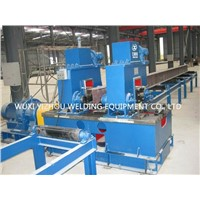 H-Beam Straightening Machine with Frame Assembly and Electric Controlling System