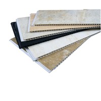 Histrong 1M width pvc wall cladding panel from China