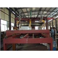 Hydrostatic Test Machine on Seelves