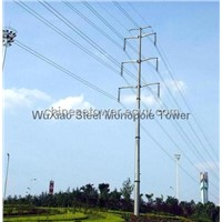 Iron lighting post,lamp post,single pipe tower,tubular tower,steel lamp pole,Mast