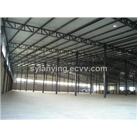 Light weigh steel structure for prefab house