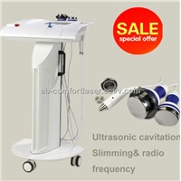 Master Cavitation+rf Multi-Function Slimming and Skin Care Beauty Equipment