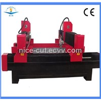 NC-M1325 CNC Double Gantry Stone Working Machine