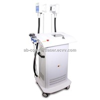New Loading Cryolipolysis+Cavitation+RF Multi-function slimming sculpture machine