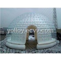 Outdoor Clear Inflatable Bubble Tent for Meeting Room