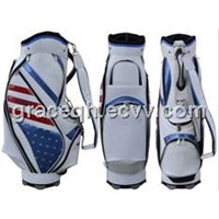 PU Leather Customized Design Golf Bag (B8310NG)