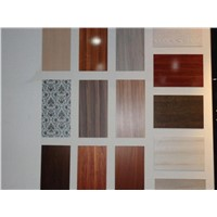 PVC film-wood grain texture