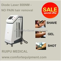Permanently Hair Removal Diode Laser Machine