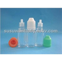 Plastic Medicine Eye Dropper Bottle/e-liquid bottle