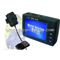 Portable DVR with Pinhole Camera (LY-PDVR640)