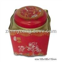 Premium Tea Tin boxes , Luxury boxes for teas , Gift tins from Marshallom