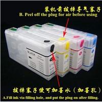 Refillable Epson T7011-T7014 Ink Cartridge Pro Wp-4520 WP-4530 WP-4533 WP-4540 T6761 6764 676XL