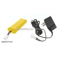 Replacement Battery for iRobot Looj Gutter Cleaning Robot Models 125 135 155