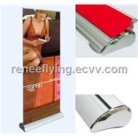 Roll up banner stand or Roller banner