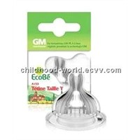 Safe Bionic Teat nipple ,Type Y, Ecobe A153