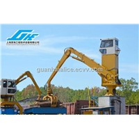Stationary Electric Material Handlers