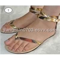 Stock Ladies Sandal