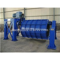 Suspened Roller Type Cement Pipe Making Machine