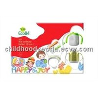 Tableware Gift Box (10 pcs) for Infants, Ecobe A828
