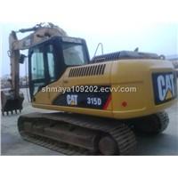 Used Caterpillar 315D Excavator / CAT 315D Excavator