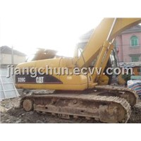 Used Crawl Excavator Cat 320c