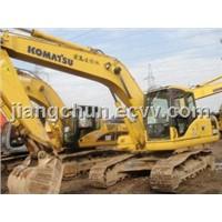 Used Crawl Excavator Komatsu PC200-8