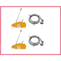Wire rope pulling hoist advantages and price list