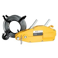 Wire rope pulling winches price list and application