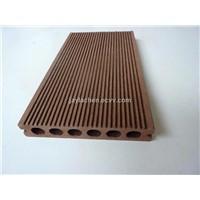 Wood Plastic Composite Deck Flooring Decorative Decking