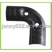 black electrophoresis metal joint bracket for flexible material handling systems JY-11