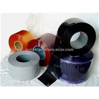 clear fexible pvc soft standard curtain roll